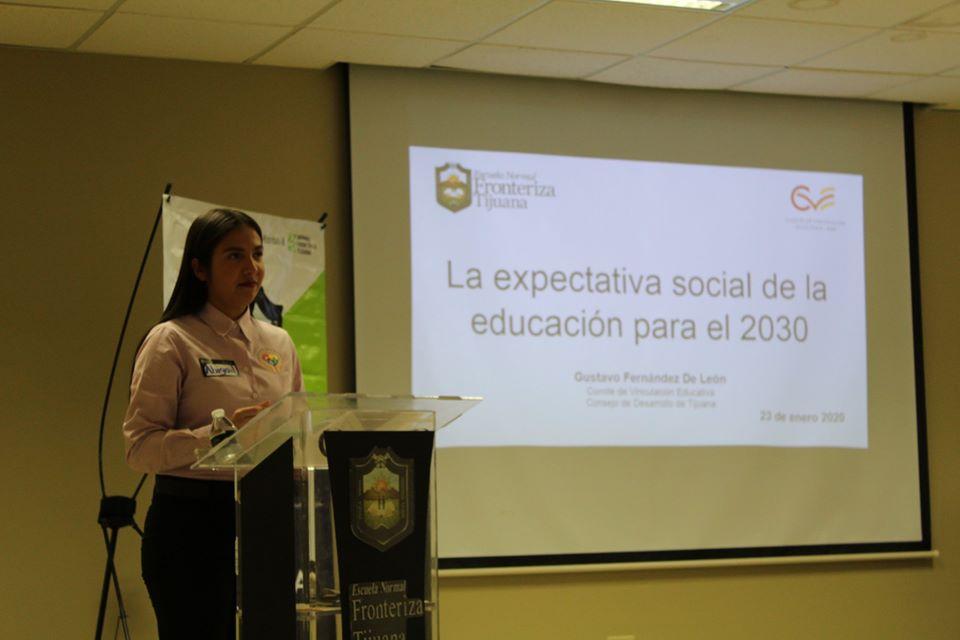 FORO DE EXPECTATIVAS DE LA EDUCACIÓN