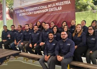 2do. Coloquio Insterinstitucional de la Maestría en Dirección y Supervisión Escolar