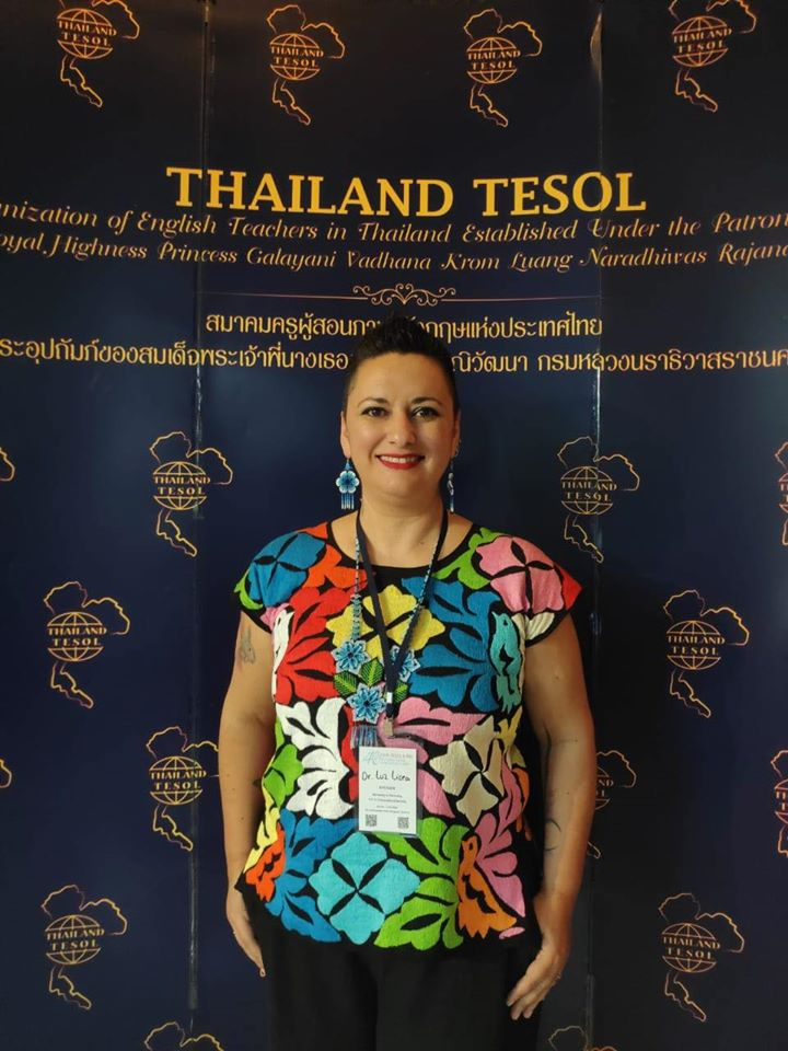 ENFT presente en el 40th Thailand TESOL and PAC International Conference 2020 «Harmony in Diversity: ELT in Transcultural Society».