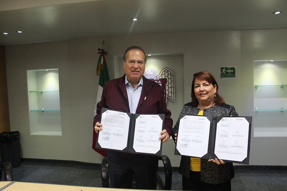 Firma ENFT acuerdo de colaboración con el Ayuntamiento de Tijuana