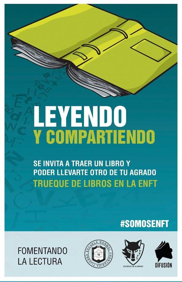 Llevan estrategia nacional de fomento a la lectura en la ENFT