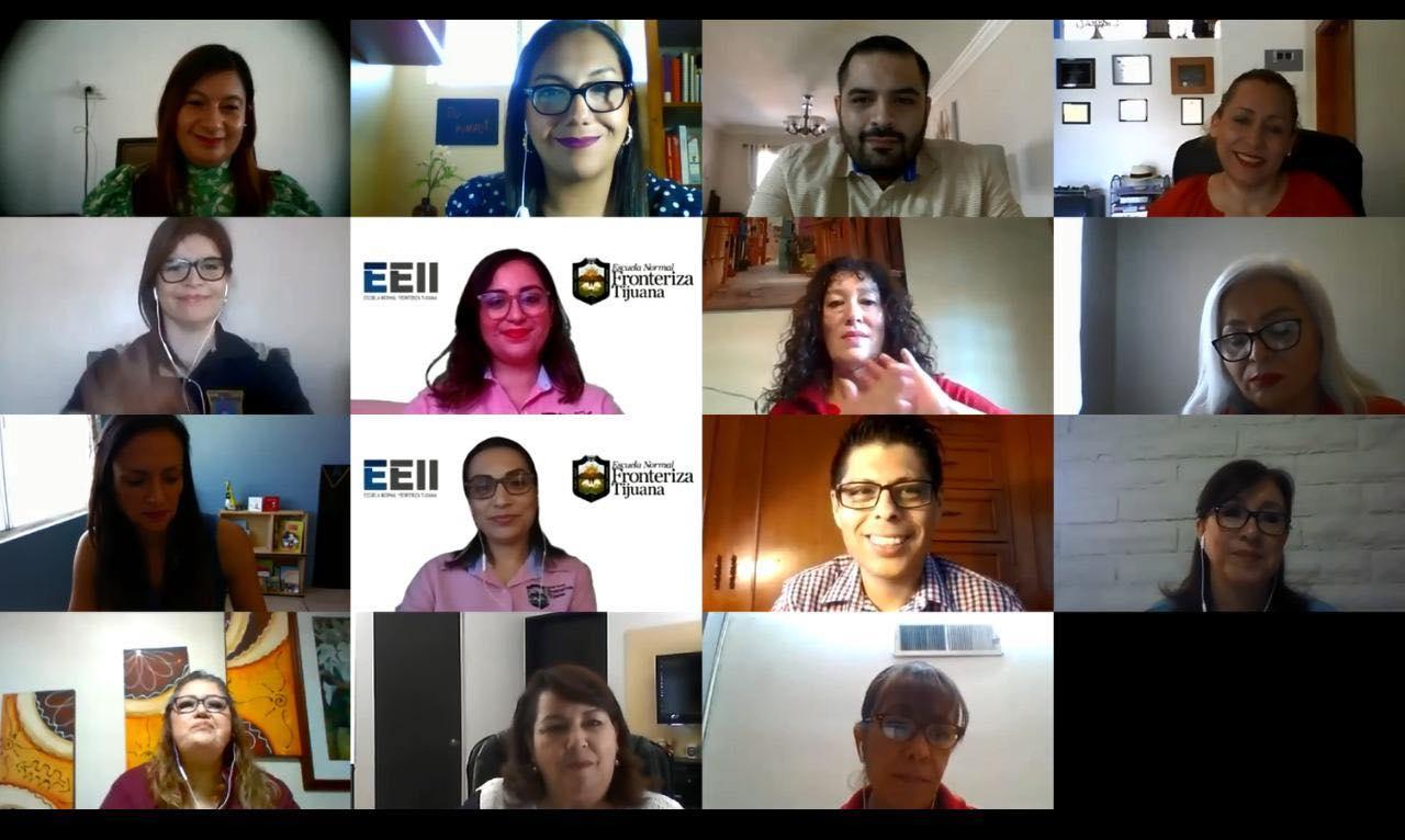1er Coloquio Interinstitucional de la Especialidad de la Enseñanza del Idioma Inglés