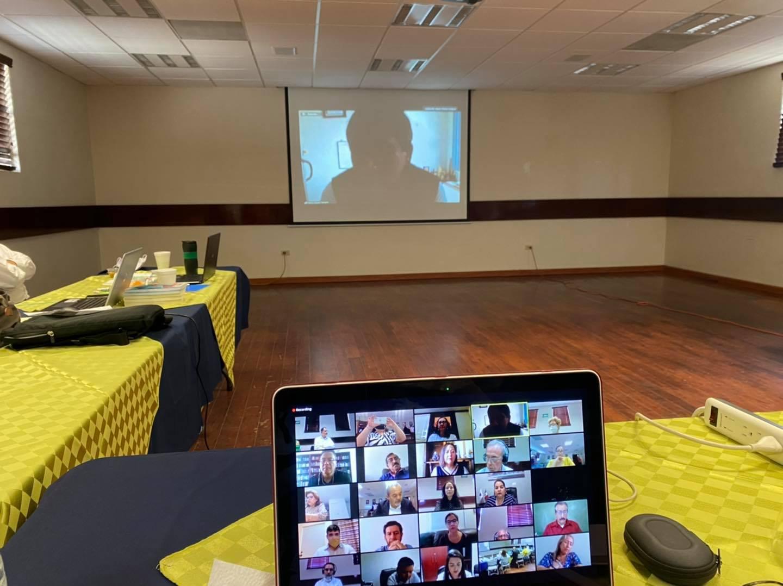 REUNIÓN INTERINSTITUCIONAL: Programa de Doctorado Regional