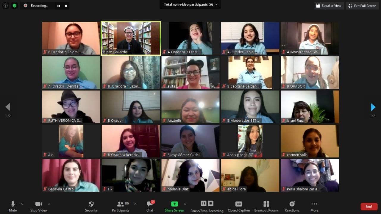 Debate: «¿Estamos preparados para un modelo  de educación inclusiva en México?»