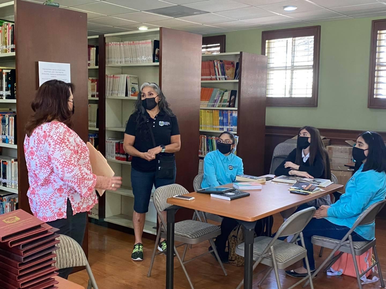 Sigue vigente El Club Lectores sin Fronteras de la Normal Fronteriza Tijuana
