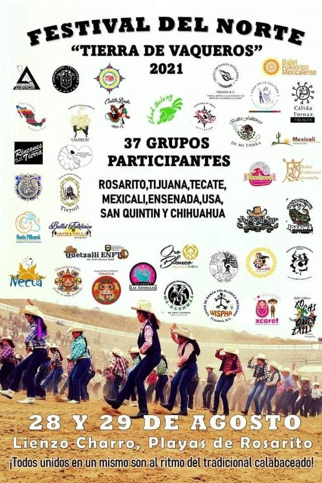 Invitación a la presentación del grupo Quetzalli de la ENFT