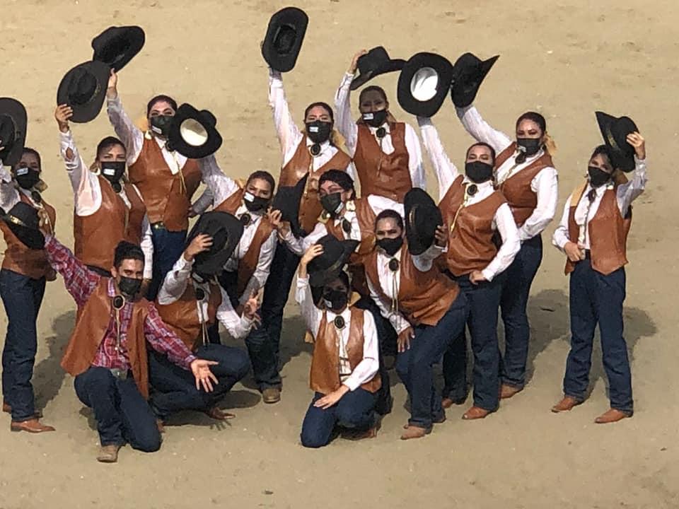 Participa el grupo «Quetzalli» de la ENFT en Festival Norteño.