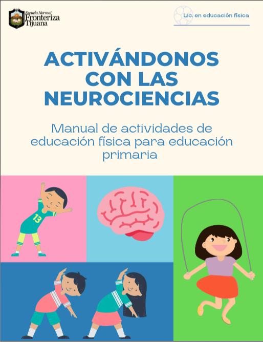 Manual de actividades de educación física para la educación primaria.